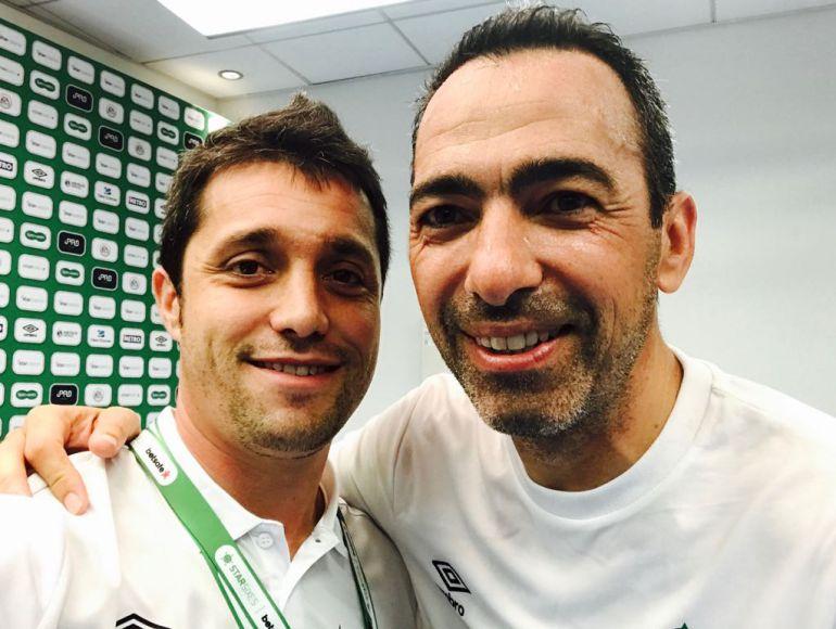 """""""Cruyff era mi ídolo. Si hubiera seguido como entrenador, habría fichado por el Barça"""""""