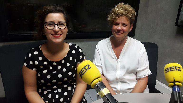 Vanesa Hortas y Jaione Moreno, de Somos Asesores