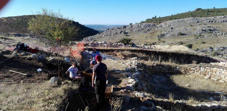 El filón arqueológico de La Ercina