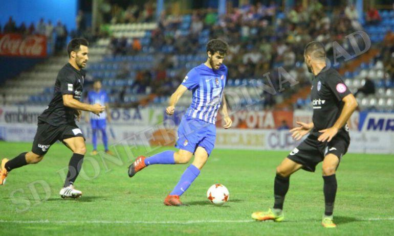 La Deportiva jugará el 20 de Septiembre la tercera eliminatoria de la Copa del Rey