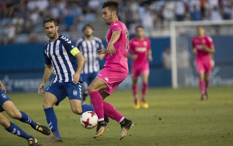La falta de pegada lleva al Lorca FC a caer eliminado frente al Córdoba en Copa