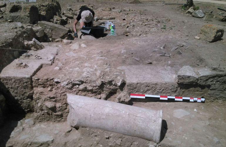 Alicante: Un equipo liderado por la UA descubre dos mausoleos en la ciudad hispanorromana de Baelo Claudia