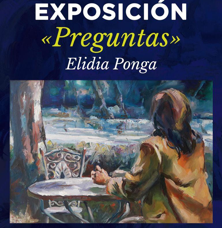 Elidia Ponga expone en el Museo de Arte Contemporáneo de Carrión