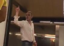 Viajeros del metro de Madrid echan del tren a un hombre por insultos racistas hacia una pareja magrebí