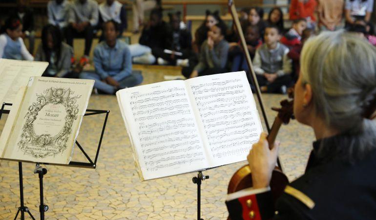 La formación musical en Ciempozuelos seguirá en manos de una empresa privada