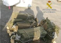 Incautados en Altea 226 kilos de cocaína escondidos en un contenedor