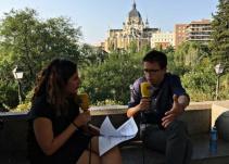 Conocemos el Madrid de Íñigo Errejón desde Las Vistillas