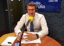 Feijoo considera franquista expropiar el pazo de Meirás a la familia Franco