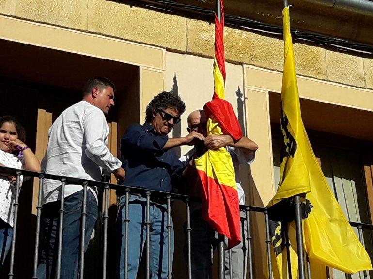 El Ayuntamiento de Valleruela de Pedraza ha decretado tres días de luto oficial
