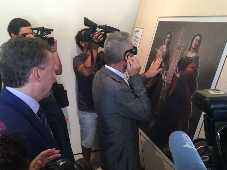 """Llega al Bellas Artes de Sevilla la exposición """"Hoy toca el Prado"""""""