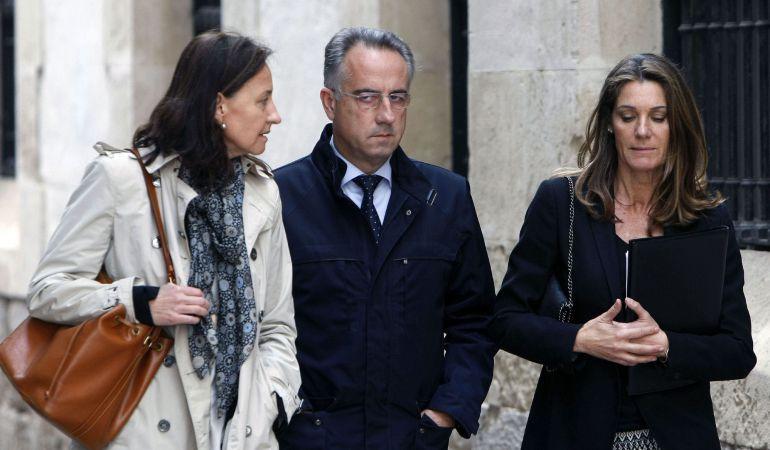 """Alicante: Vicente Sala se refiere a su cuñado como una persona """"con un carácter especial"""""""