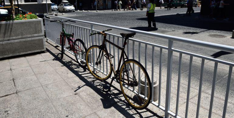 Un ciclista cuatriplica la tasa de alcoholemia en Muimenta (Cospeito)
