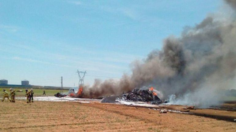 El juzgado recibe el informe pericial sobre el accidente del A-400M