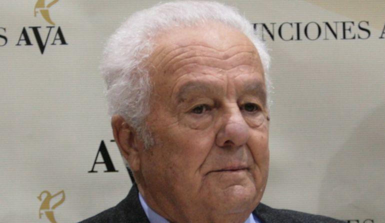 Vicente Hernández, expresidente de AVA-ASAJA