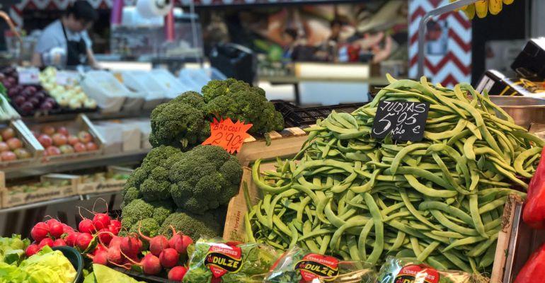 Mercados madrileños como el de Vallehermoso se convierte en el centro neurálgico de la gastronomía