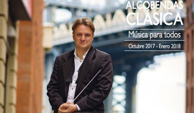 El director Kynan Johns conducirá el Gran Concierto de Año Nuevo con obras de Johann Strauss el viernes 29 de diciembre