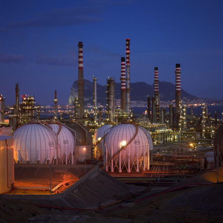 Industria en el Campo de GIbraltar
