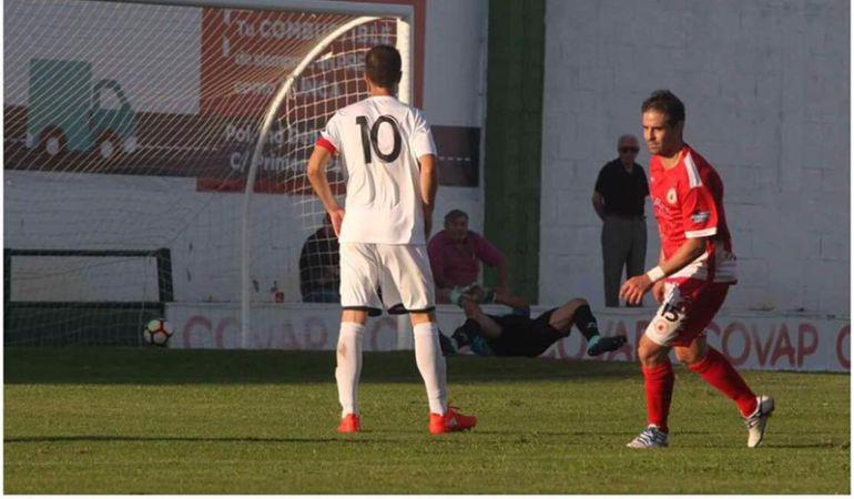 Alexis durante el partido del pasado domingo.