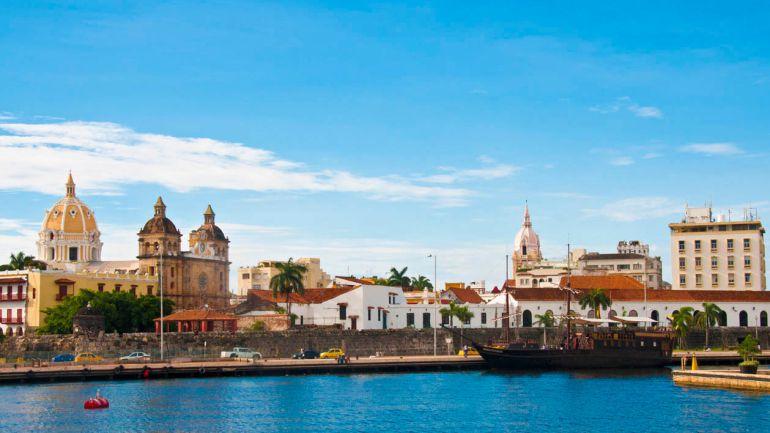 Puerto de Cartagena de Indias