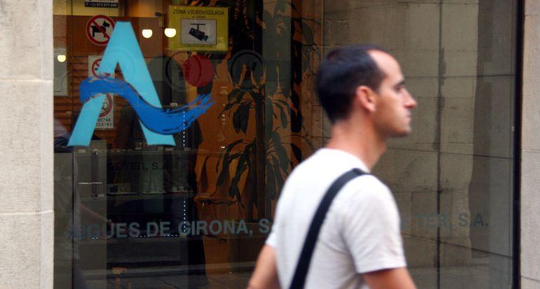 La seu d'Aigües de Girona.