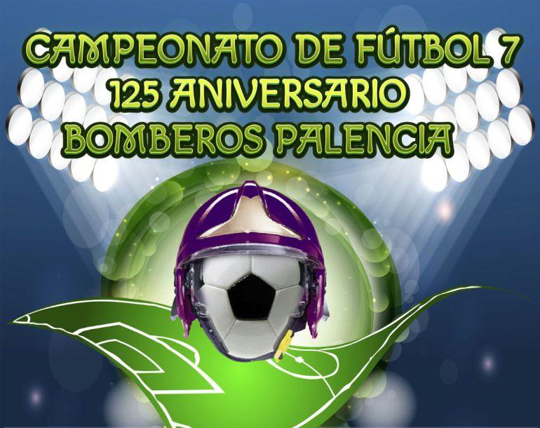 Bomberos de Palencia organiza un Torneo de Fútbol-7 por su 125 aniversario