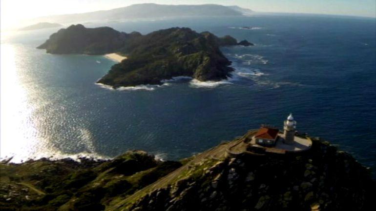 Las Islas Cíes, parte del Parque Nacional das Illas Atlánticas