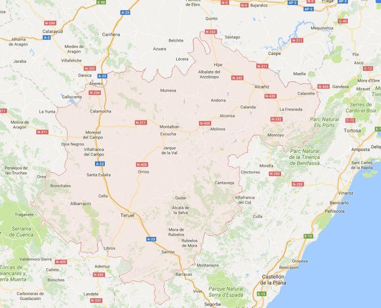 Polémica por las inversiones en Teruel