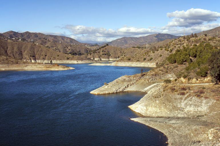 Imagen de archivo del pantano del Limonero