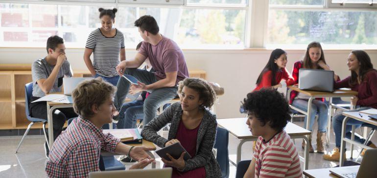 En total habrá este curso 431.407 alumnos en la región y en todos los ciclos