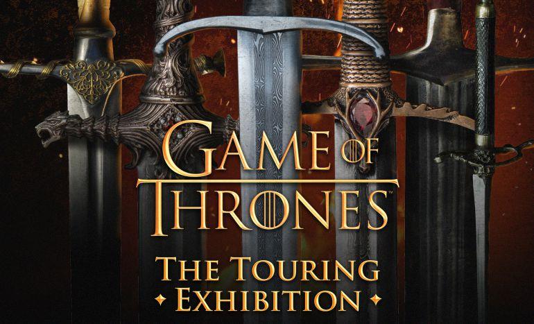 El cartell de la gran exposició de 'Joc de Trons' iniciarà la seva gira mundial al Museu Marítim de Barcelona el 28 d'octubre