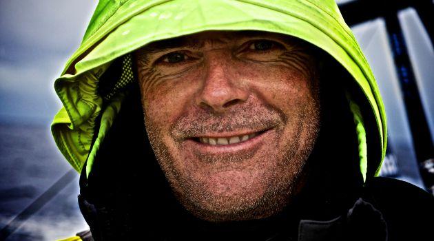 Volvo Ocean Race Alicante Puerto de Salida: Team Brunel