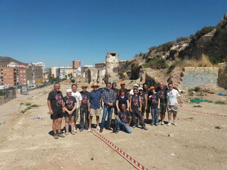 Cultura y Patrimonio organiza la II intervención en el Monte Sacro