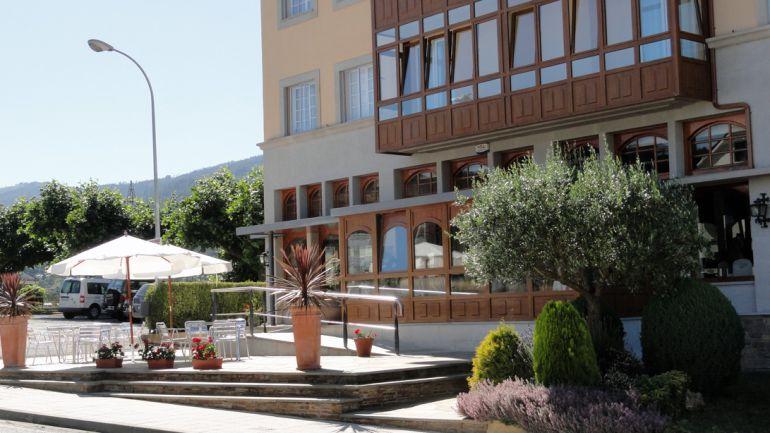 Restaurante Montero, en Mondoñedo