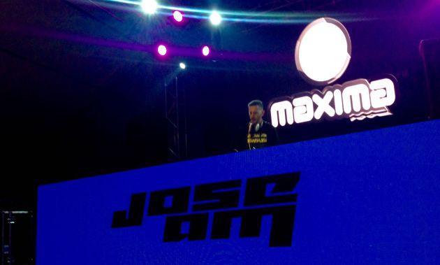 Más de 5.000 personas disfrutaron de 'Máxima FM - In Sessions' en Azuqueca