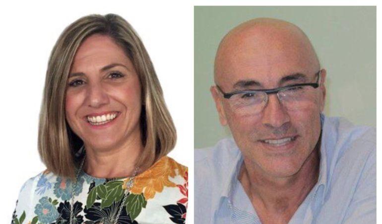 Irene García y Jesús Ruiz Cayuso han logrado presentar avales suficientes