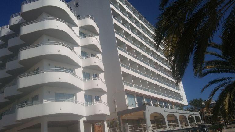 Imagen de archivo de un establecimiento hotelero de Ibiza