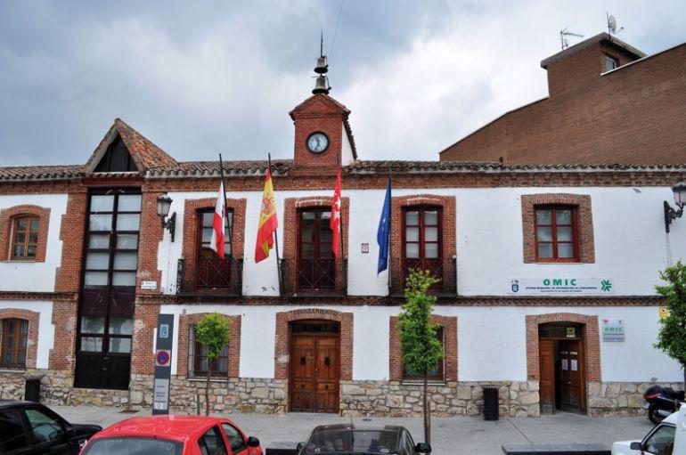 Ayuntamiento de San Agustín de Guadalix.