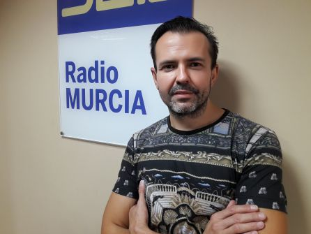 Victor José Espinosa Mateos, entrevistado en la Ventana de la región de Murcia