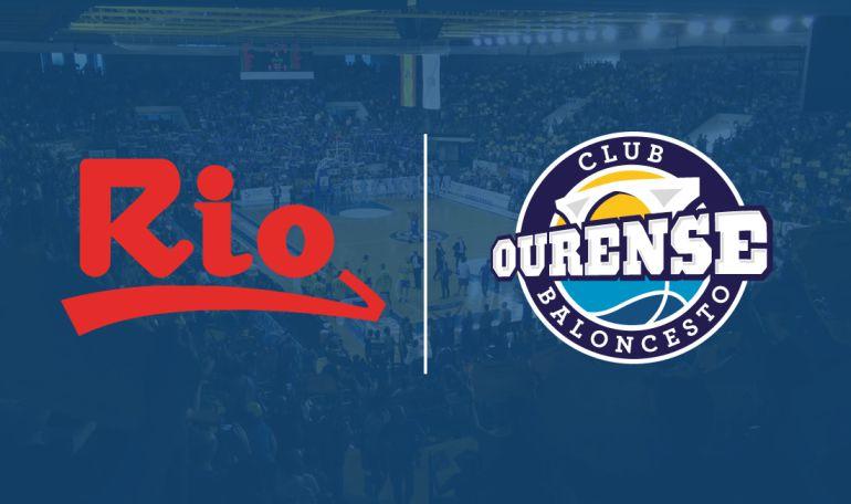 El Club Ourense Baloncesto, alcanza un acuerdo de colaboración con el Grupo Leche Rio