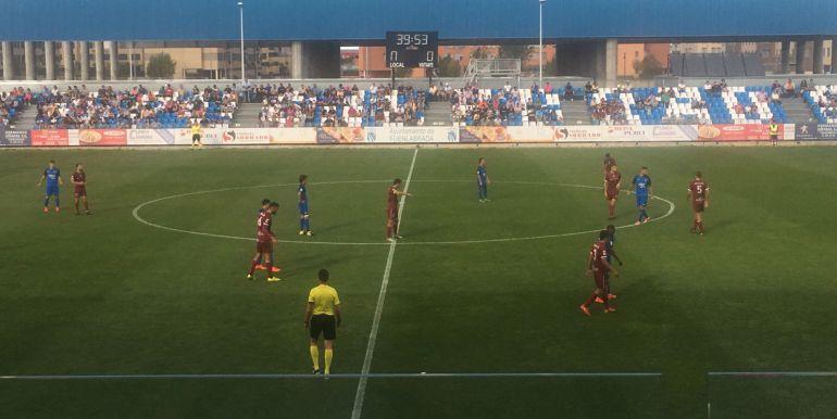 Nueva derrota del Pontevedra, esta vez en casa del Fuenlabrada: Nueva derrota del Pontevedra, esta vez en casa del Fuenlabrada