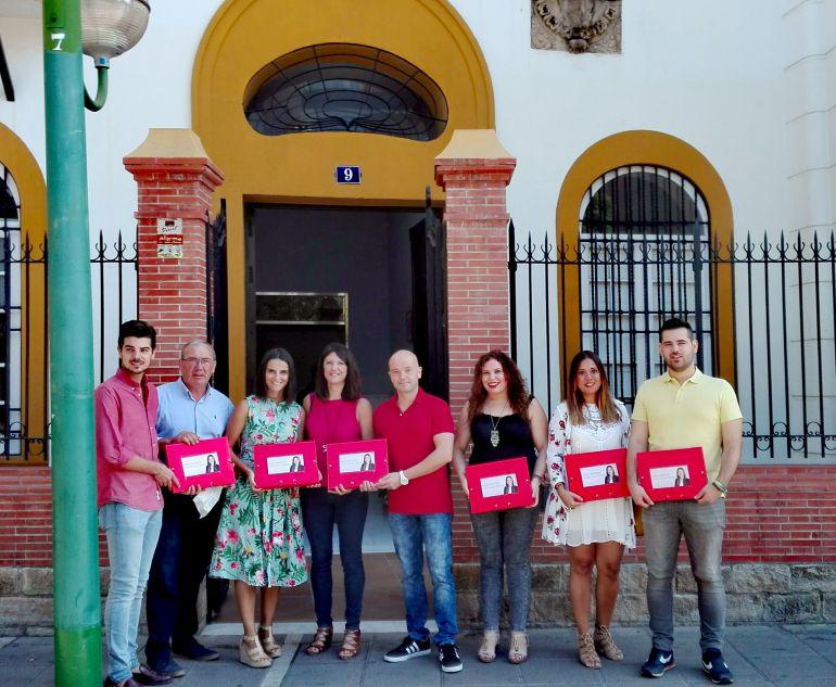 Verónica Pérez entrega 6.300 avales