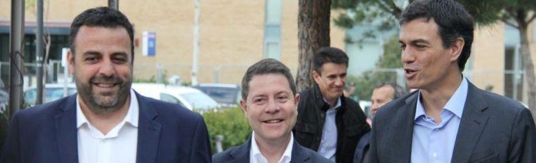 García-Page y Blanco proclamados candidatos provisionales al PSOE-CLM