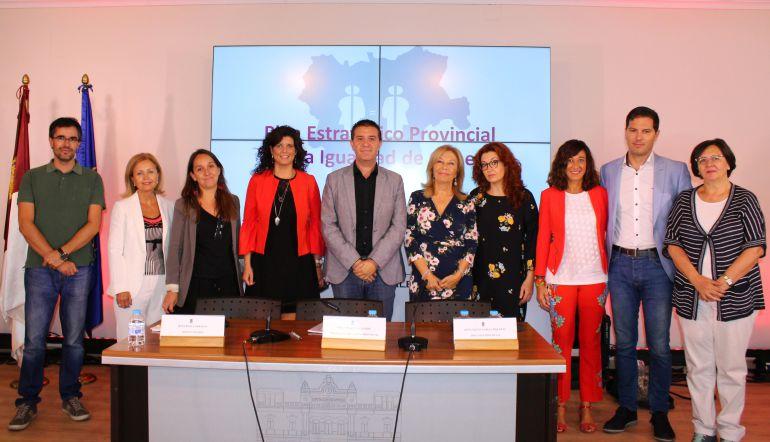 La Diputación de Albacete creará un Observatorio Provincial de Igualdad