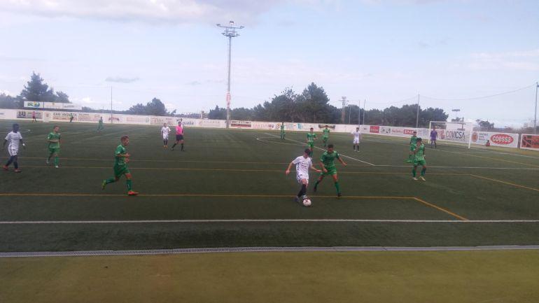 La Peña Deportiva lleva tres jornadas sin puntuar en la División de Honor Juvenil