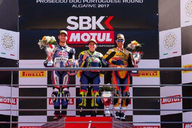 Ana Carrasco vence en Superbike: primera mujer en ganar una carrera de motos