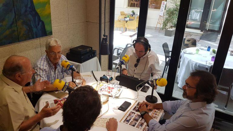 Ultima tertulia taurina en Radio Murcia Cadena SER