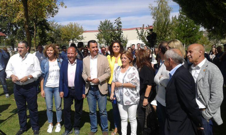 Acto de inicio del curso político del PP de Zamora