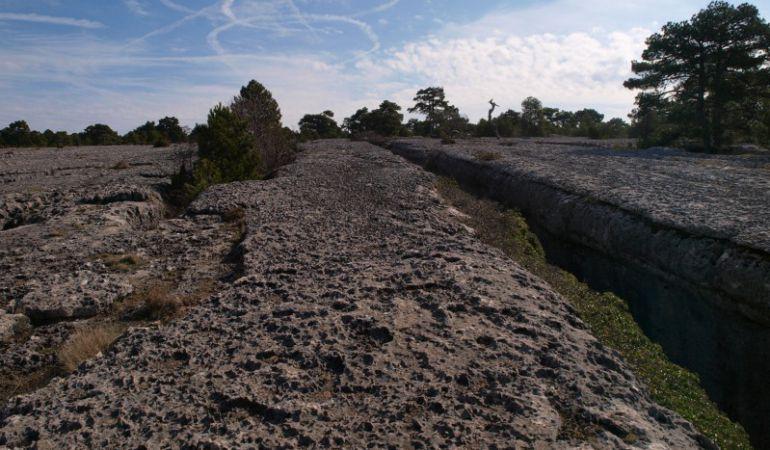El Mar de Piedra