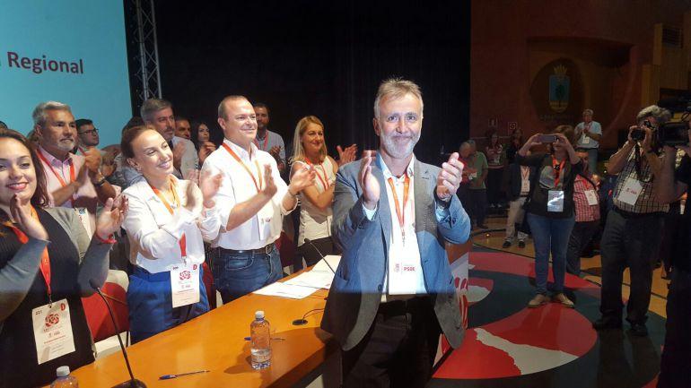La Ejecutiva de Torres obtiene el respaldo del 70% de los delegados