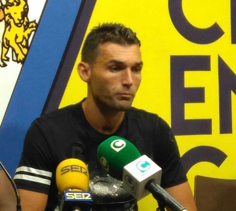 Barral podría volver a jugar en Copa